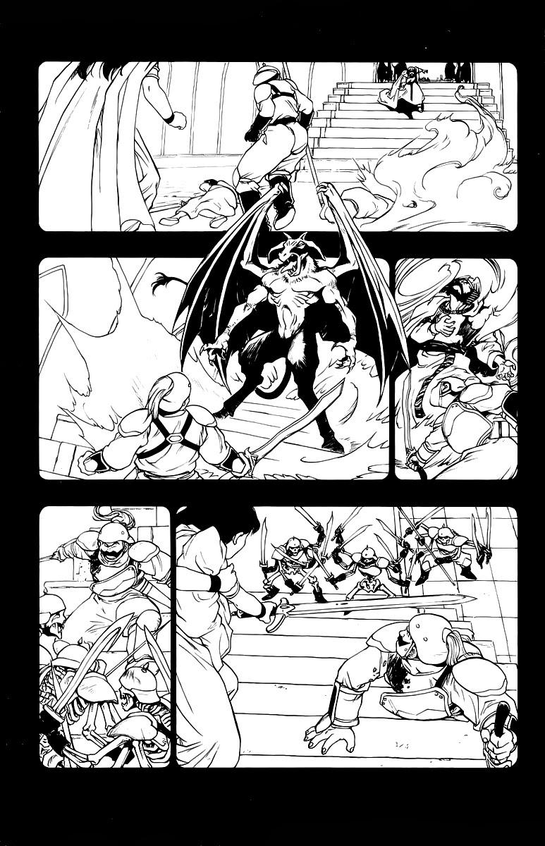 Dragon Quest: Emblem of Roto chap 34 trang 19