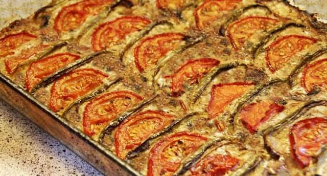 Harika Patlıcan Böreğinin Tarifi