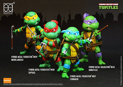 Teenage Mutant Ninja Turtles della Herocross