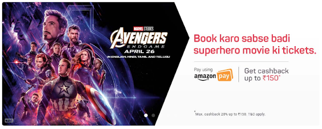 Amazon Pay Movie Ticket Offer