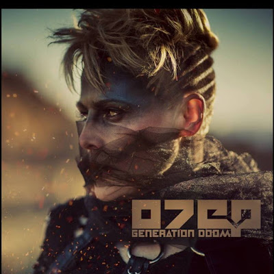 Otep - Generation Doom - cover album