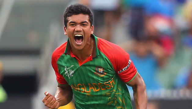 Taskin and Sunny suspended from bowling due to actions