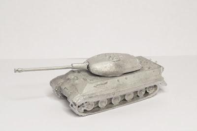 GR103a  Tiger II, Porsche turret