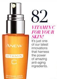 Avon Campaign 12 Vitamin C