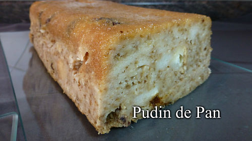 Pudin de Pan
