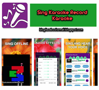 aplikasi karaoke bisa bareng teman sing karaoke terbaru