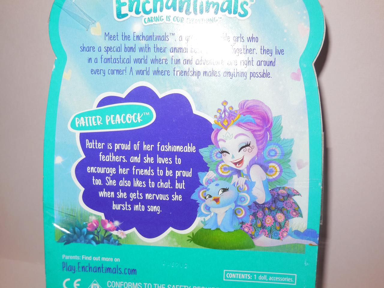 Veni Vidi Dolli Review Enchantimals Felicity Fox Lorna
