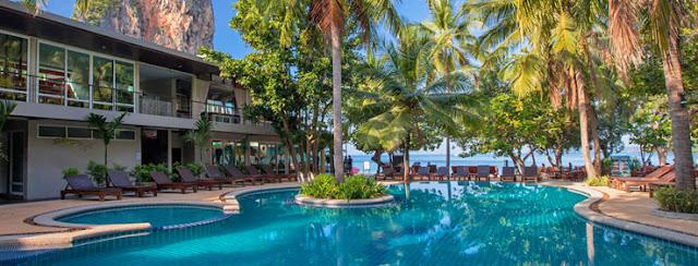 Sand Sea Resort - Railay Beach