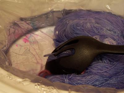 Purple Dye Yarn | Slow Cooker HacksFor Every Household
