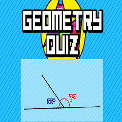 Geometry Quiz (Educational Mathematics Game)