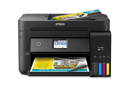 Epson EcoTank ET-4750 Driver Download Windows, Mac, Linux