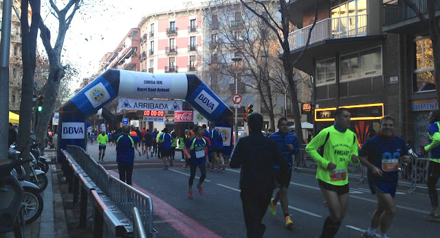 Cursa Sant Antoni 2016
