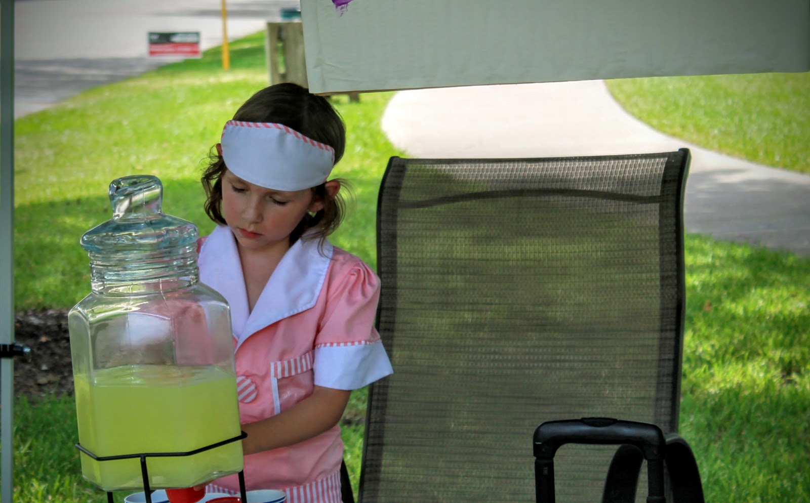 First Lemonade Stand Tips