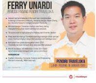 3 Pengusaha Teknologi Indonesia Paling Berpengaruh Asia Tenggara di Bawah 30 Tahun