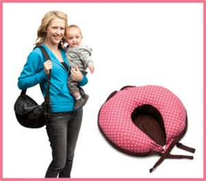 Boppy Travel Pillow Review! Don't Leave Home Without It ...