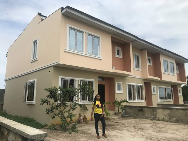 WEALTHLAND GREEN ESTATE, ORIBANWA, LEKKI PENINSULA, LAGOS