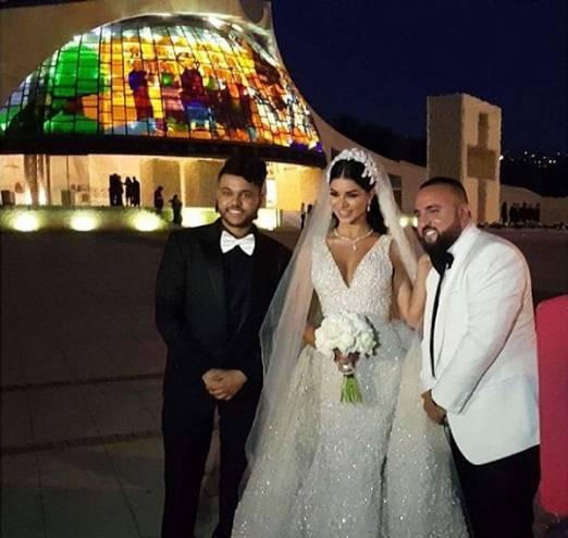ملكة جمال أمريكا اللبنانية تحول ديناتها من الإسلام للمسيحية للزواج من هذا الرجل !! لا حول ولا قوة إلا بالله !!