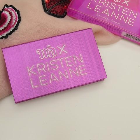URBAN DECAY Kristen Leanne Beauty beam higlighter paletė