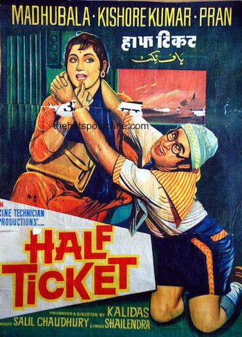 Half Ticket 1962 Hindi Movie Download