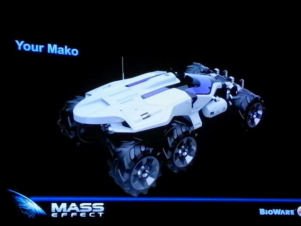 The MAKO is Back!  New images and details for MASS EFFECT 4.