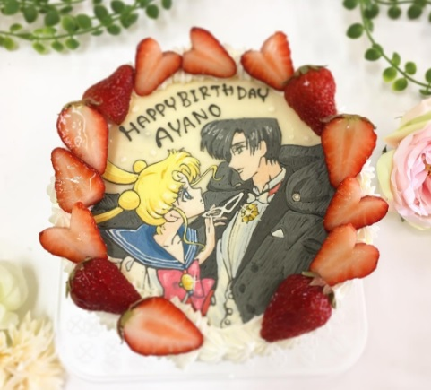 15 Wonderful Sailor Moon Inspired Food for Moonie Monday kawaii Japan Japanese betno cake cookies