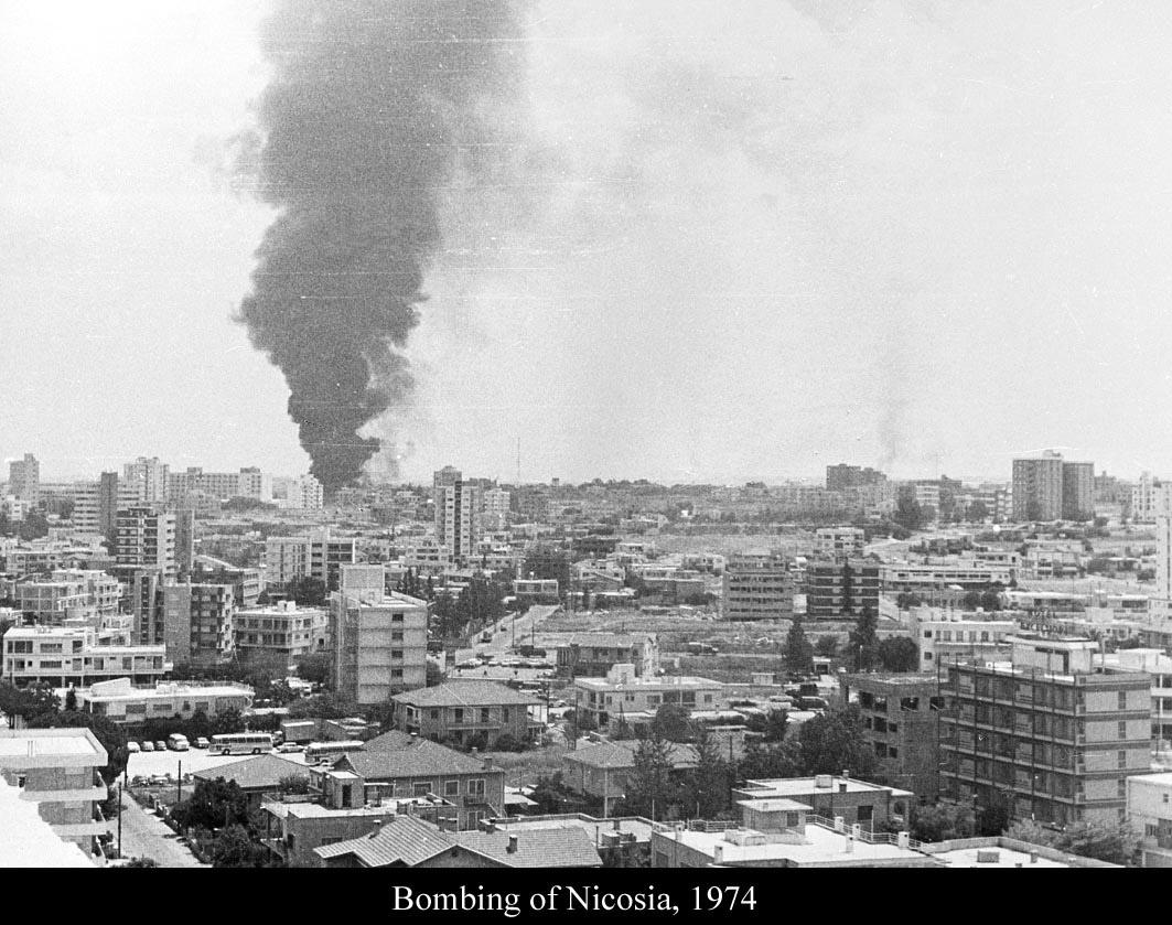 Ιστορική έρευνα Ταξχου ε.α. Θανάση Πολύζου: Πώς κρατήσαμε ελληνική τη Λευκωσία