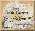 Frilly and Funkie Winner July 2018