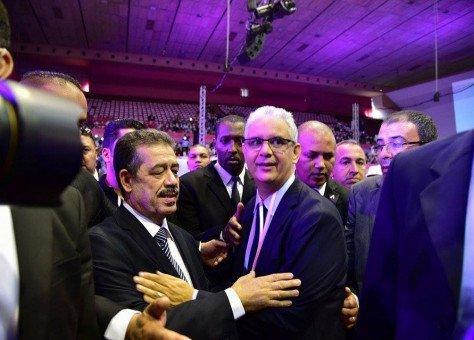 نزار يعلق على فوزه بالأمانة العامة لحزب الاستقلال