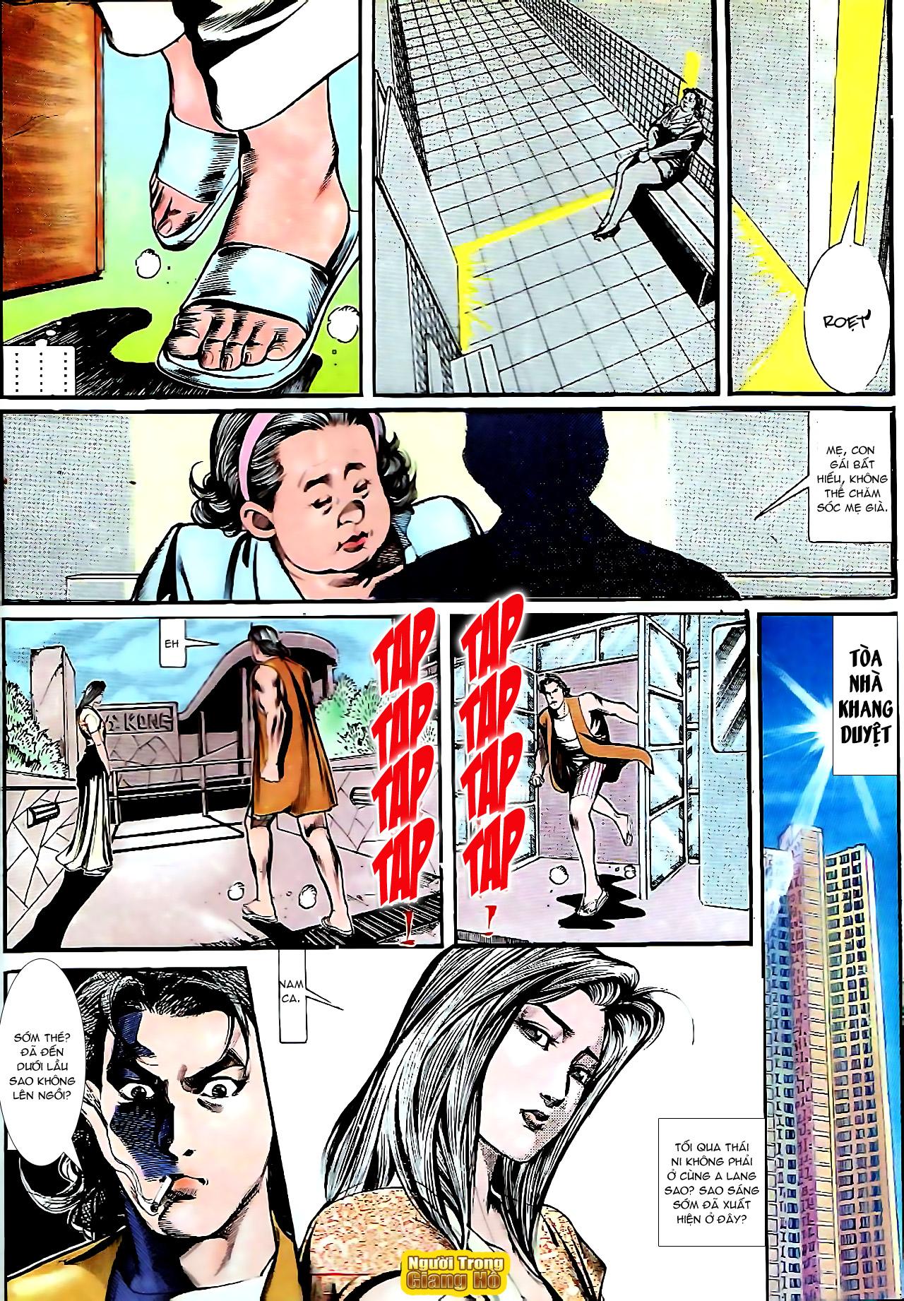 Người Trong Giang Hồ chapter 148: em đã gả cho anh trang 10