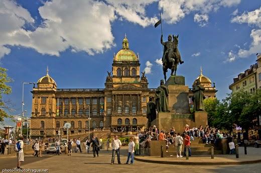Museu Nacional de Praga | Republica Tcheca