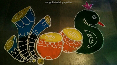 Rangolis for Vaisakhi