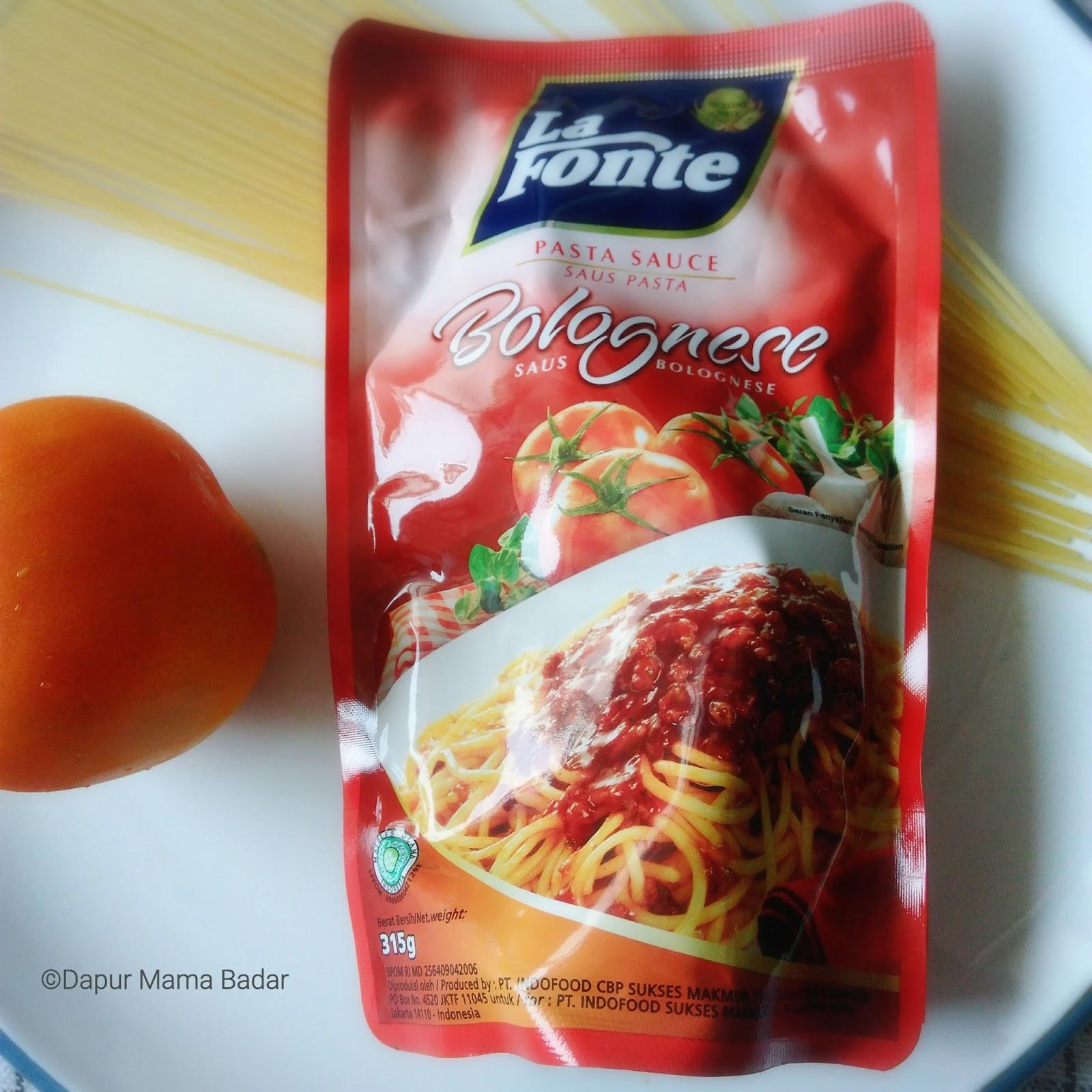 review la fonte bolognese pasta sauce