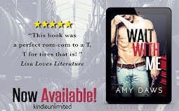 Wait With Me Blurb