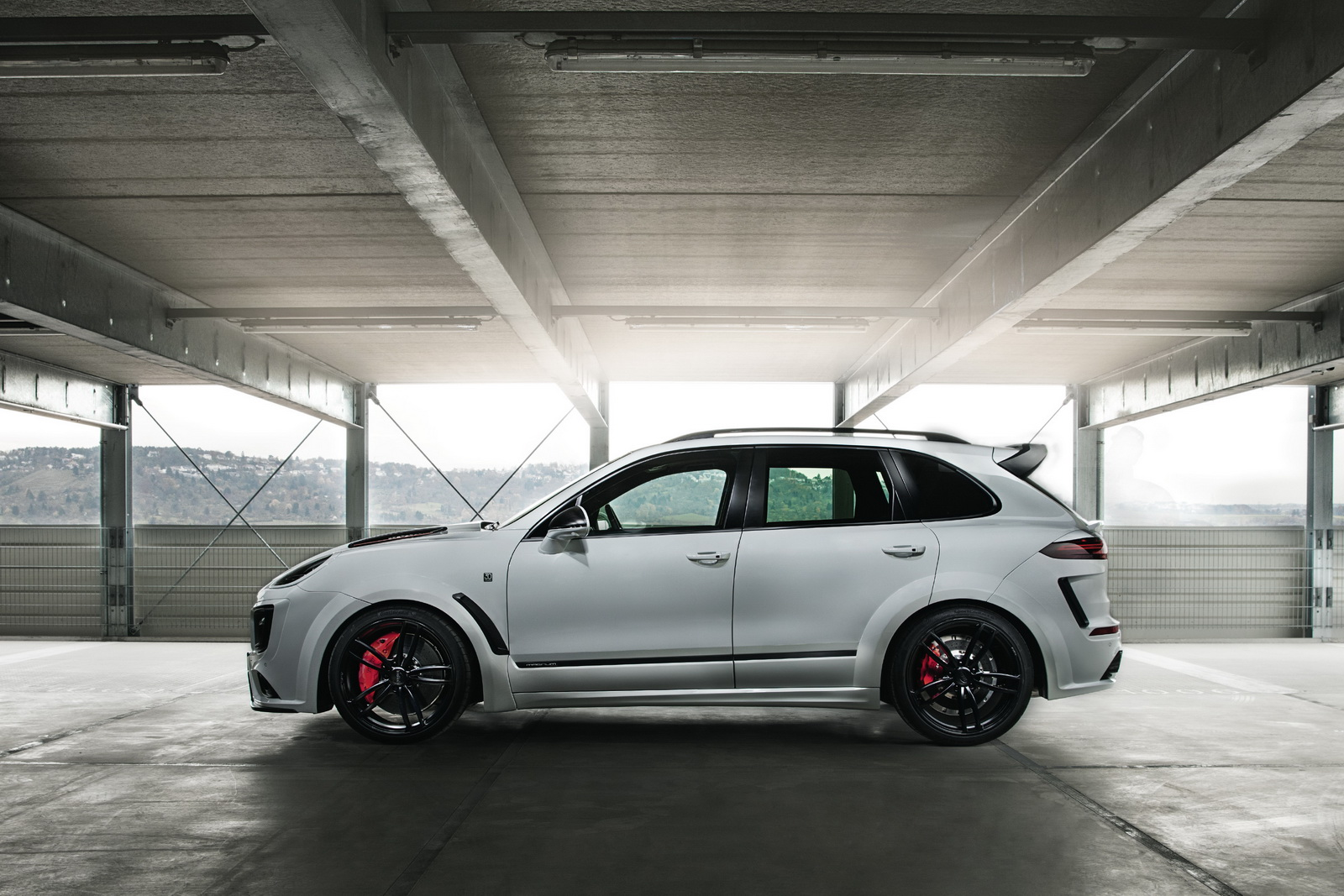 Techart's New 720HP Porsche Cayenne Magnum Sport Is Not For The Faint-Hearted | Carscoops