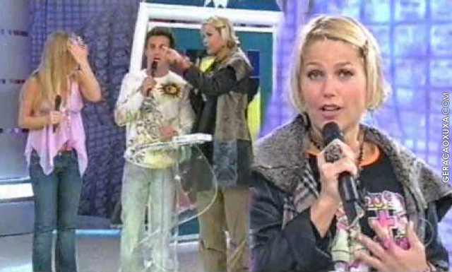 "Angélica publica vídeo com Xuxa para divulgar volta do ""Video Game"""