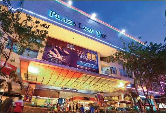 Plaza Low Yat Tempat shopping di kuala lumpur