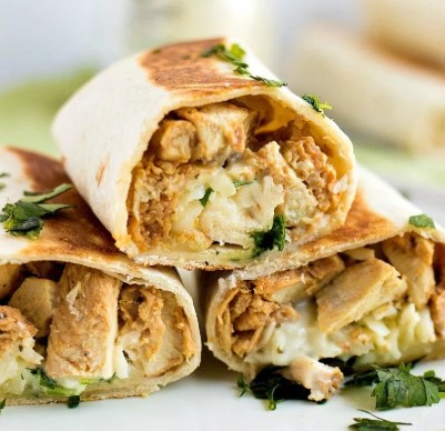 CHICKEN RANCH WRAPS RECIPES