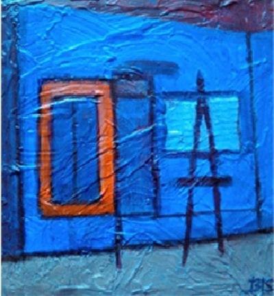 pinturas, esculturas, ensamblajes, fotografías, cerámica, orfebrería, dibujo, poesía, canto, teatro,