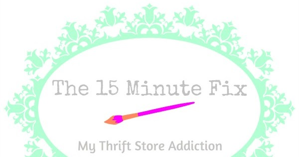 my thrift store addiction the 15 minute fix diy dollar store urn. Black Bedroom Furniture Sets. Home Design Ideas