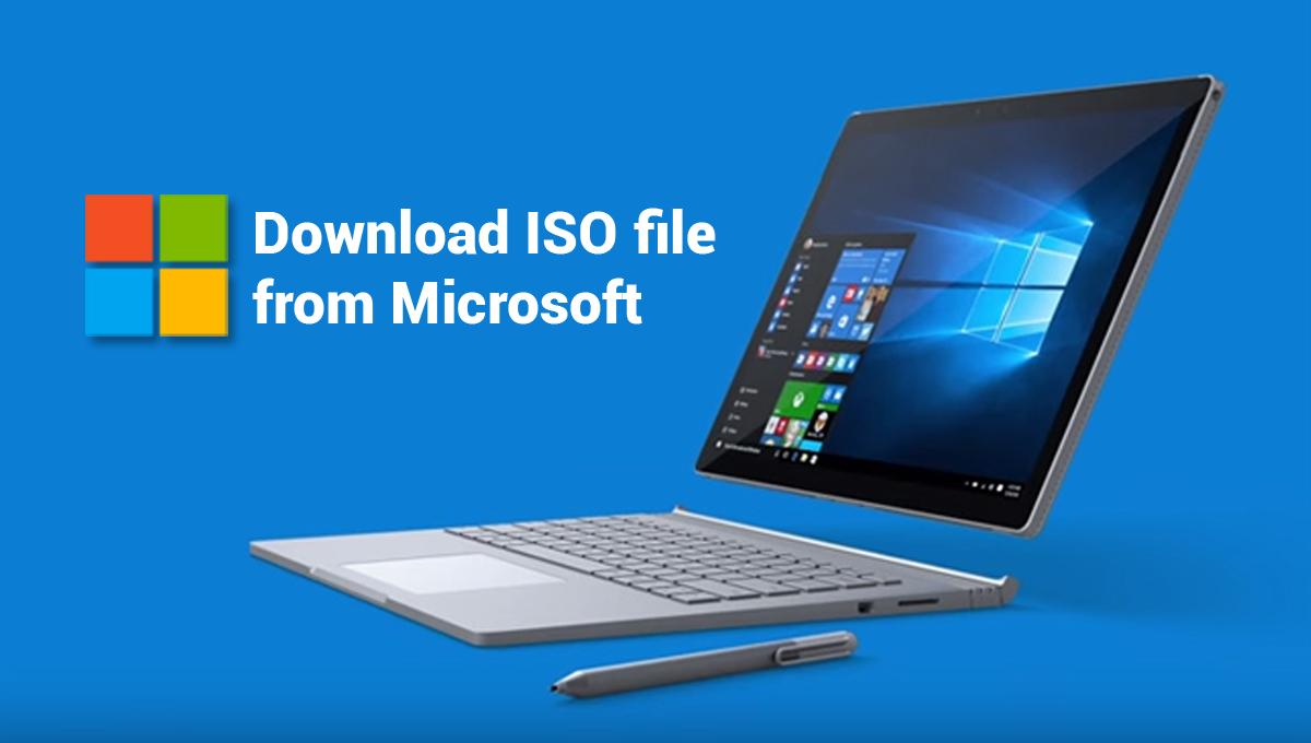 4 Cara Mudah Download ISO Windows Original dari Microsoft