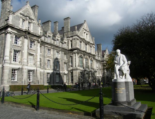 Trinity College di Dublino
