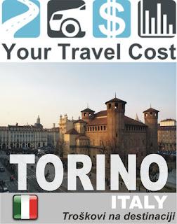 Torino, Italija – Trošak
