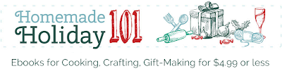 homemade holiday 101 banner