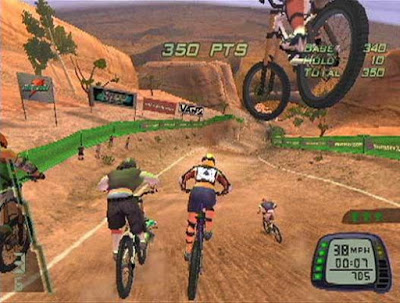 Download game PS2 Downhill Domination For pc - Game Tegal