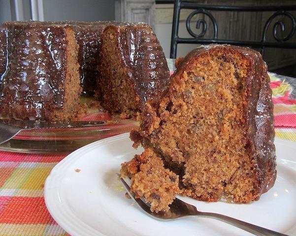 Gram S Spice Cake Recipe
