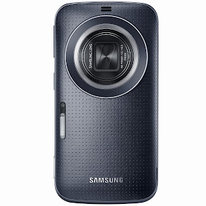 Samsung Galaxy K Zoom rear