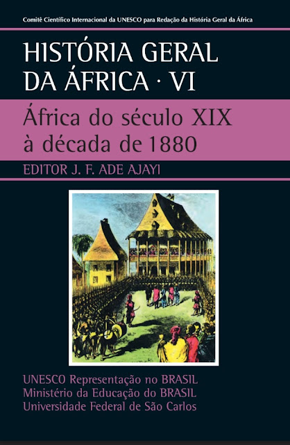 História Geral da África - Volume 6