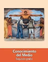 Libro de texto  Conocimiento del Medio Segundo grado 2020-2021