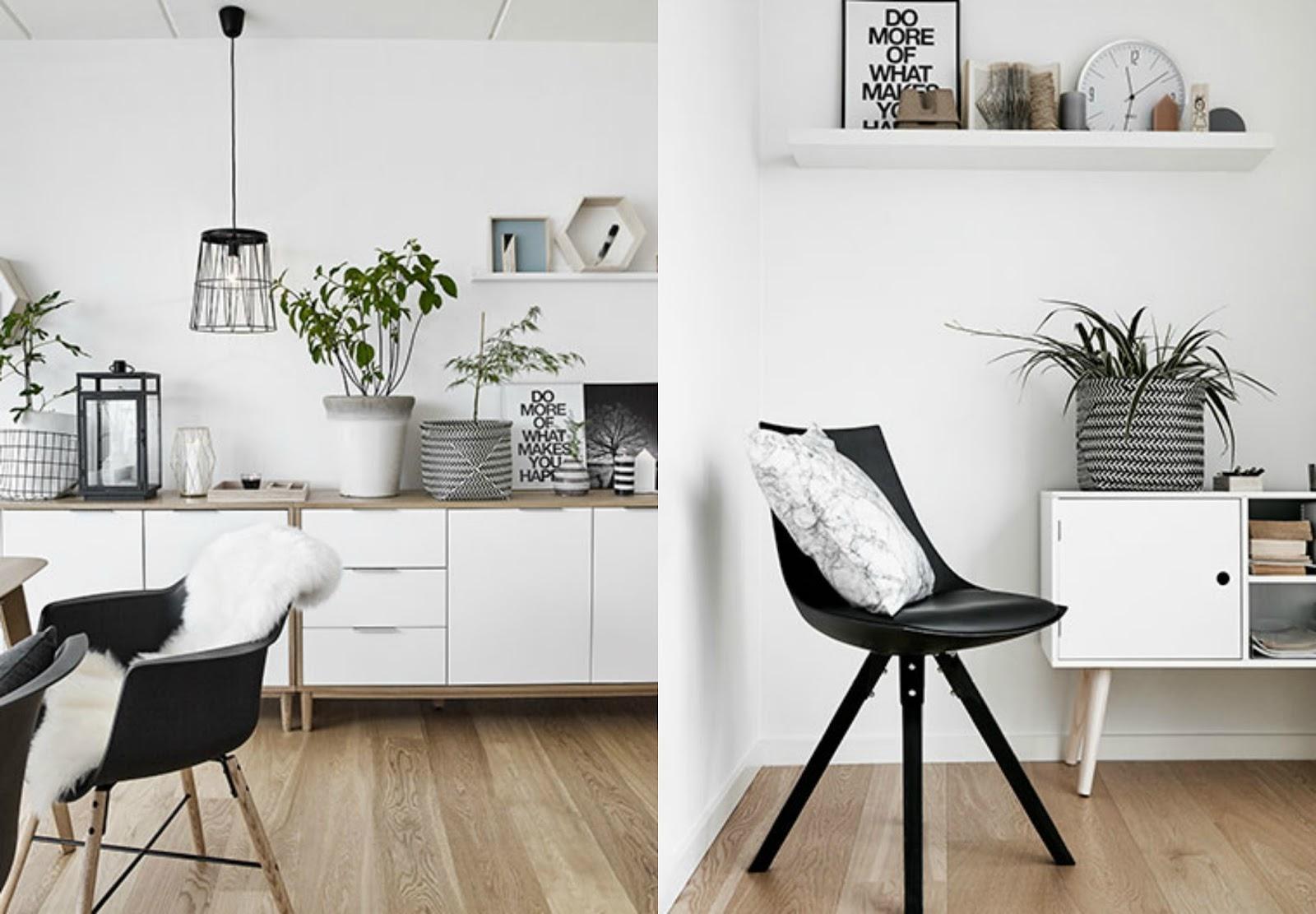 Scandinavian home decor style | Cleo-inspire