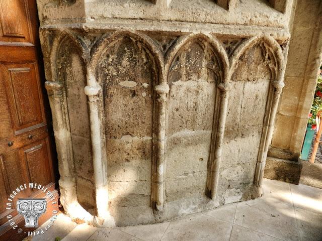 LAUDUN (30) - Eglise Notre-Dame-la-Neuve (1327-1352)